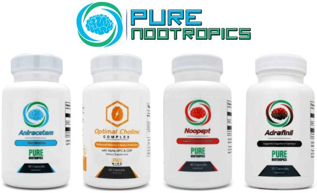 Pure Nootropics (Powder City Alternative)