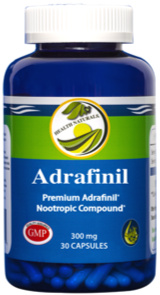 Adrafinil Capsules By Health Naturals