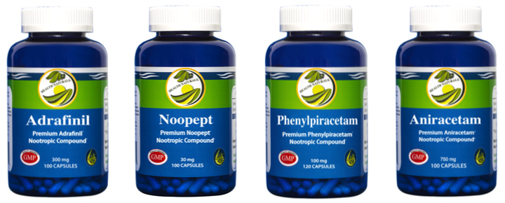 Health Naturals Nootropics Supplements