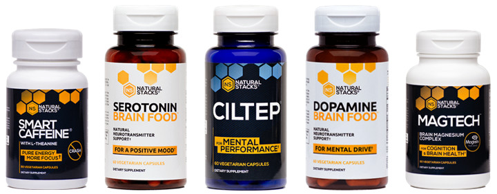 Natural Stacks Nootropics