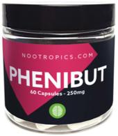 Phenibut Capsules (250mg) Jar