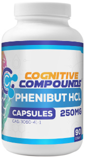 Phenibut Capsules By HR Supplements