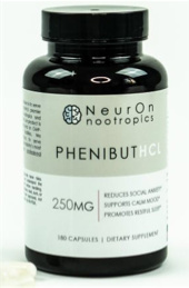 Phenibut Capsules By Neuron Nootropics