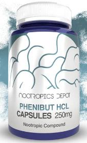 Phenibut Capsules By Nootropics Depot