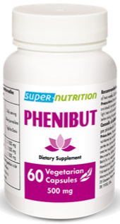 Phenibut Capsules By SuperSmart
