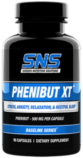 SNS Phenibut XT Capsules
