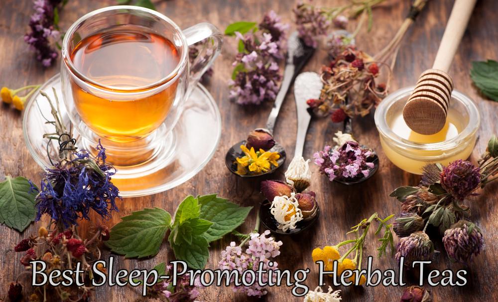 Best Sleep-Promoting Herbal Teas