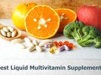 Best liquid multivitamin supplements